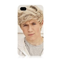 Ecell - NIALL HORAN ONE DIRECTION 1D PROTECTIVE BACK CASE FOR APPLE iPHONE 4 4S