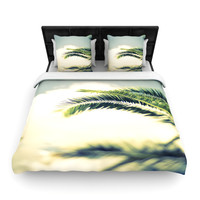 "Ann Barnes ""Summer Breeze"" Nature Photography Woven Duvet Cover"