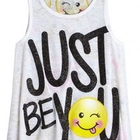 Positive Message Tank | Girls Totally You-nique Hottest Outfits | Shop Justice