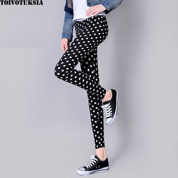 TOIVOTUKSIA Women Leggings 12 colors Cartoon Print Patterned Leggings Soft Microfiber Colorful Printed Black Milk Leggings