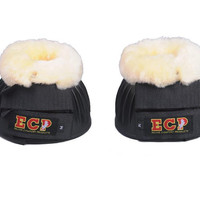Equine Comfort Products Sheepskin Bell Boots