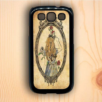 Dream colorful Victorian Alice Samsung Galaxy S3 Case