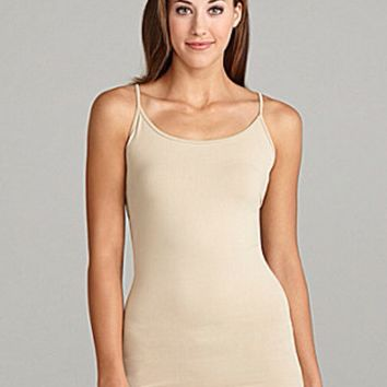 Seamless Cami Longer fit: Nude