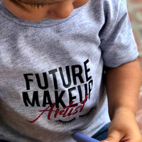 Future Makeup Artist | Child | Onesuit or Shirt