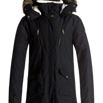 DarcyWaterproof Hooded Jacket 889351846679 | Roxy