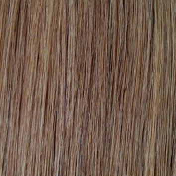 "Sunkissed Brown #8 - Regular 20"" Clip In Human Hair Extensions 125g from www.foxylocksextensions.com"