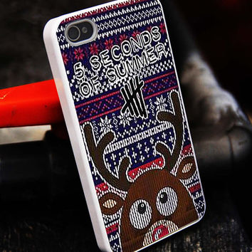 browning deer aztec 5sos customized iphone4/4s/5/5s/5c, samsung galaxy s3/s4/s5, and ipod 4/5