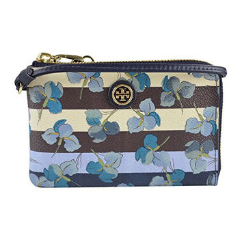 Tory Burch Kerrington Convertible Wristlet in Primula Drift SLG (996)