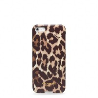 Coach :: Ocelot Iphone 5 Case