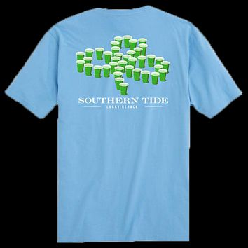 Lucky Re-Rack T-Shirt by Southern Tide