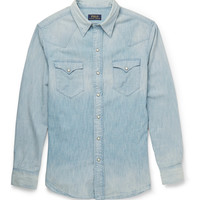 Polo Ralph Lauren - Washed-Denim Shirt | MR PORTER