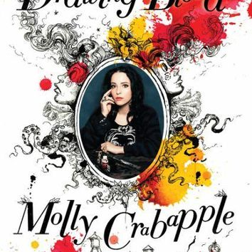 "Drawing Blood by Molly Crabapple - Plus Free ""Read Feminist Books"" Pen"