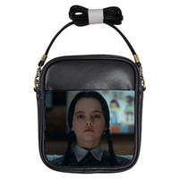 Wednesday Addams Mini Cross Body Bag (Free U.S. Shipping)