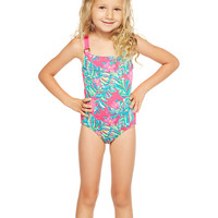 Lilly Pulitzer Girls Wren Swimsuit