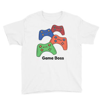 T-shirt for Video Gamer ~ Gift for Gaming Geek ~ Youth Sizes