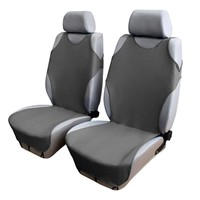 Universal Front Car T shirt Design Seat Covers