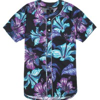 On The Byas Luau Baseball Jersey - Mens Shirt