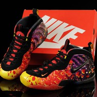 Nike Air Foamposite One Colorful Basketball Shoes US 5.5-13