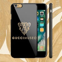 SALE!Gucci.8O8Museo Logo Case For iPhone 6 6s 7 8 Plus X Samsung Note Edge Cover
