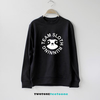 Sloth Sweatshirt Sweater Unisex