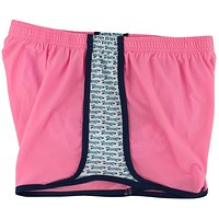 Longshanks Limited Edition Shorts in Pink by Krass & Co.