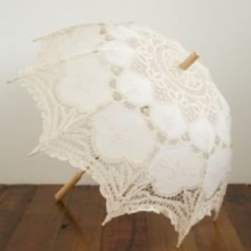 Vintage Parasol Umbrella / Free People