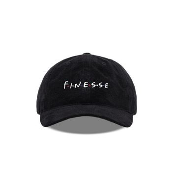 Black Suede Finesse (Limited Edition)