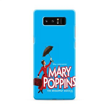 Mary Poppins The Broadway Musical Samsung Galaxy Note 8 Case