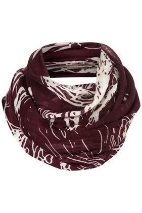 Double Stag Sketchy Scarf