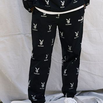 Playboy Printed Track Pants | PacSun