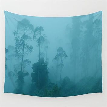 Veiled Forest Tapestry