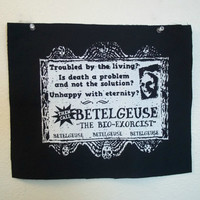 Betelgeuse Back patch