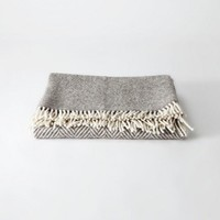 designer throw, scottish wool blanket | Folklore