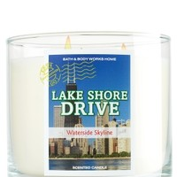 3-Wick Candle Lakeshore Drive