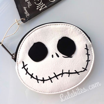 The Nightmare Before Christmas Jack Coin Bag - Disney