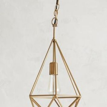 Euclidean Pendant, Diamond by Anthropologie