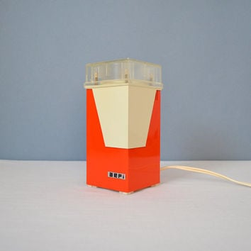 Vintage Italian Aepi Electric Coffee Grinder