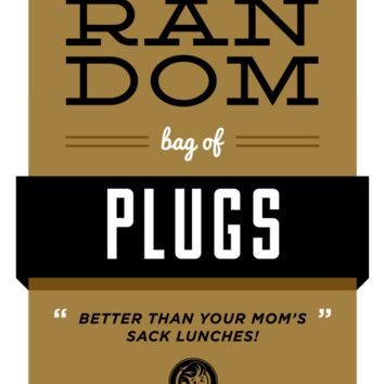 Random Bag Of Plugs