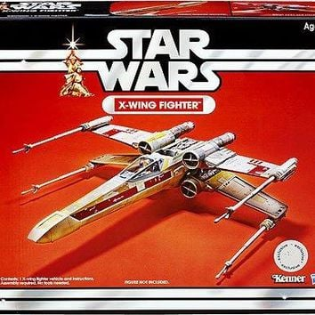 Star Wars 2013 Vintage Collection Vehicle X-Wing Fighter by Star Wars
