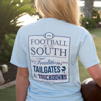 JADELYNN BROOKE FOOTBALL IN THE SOUTH
