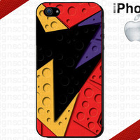 iPhone Case - Jordan Retro 7 Raptors - iPhone 4 Case or iPhone 5 Case - Hard Plastic iPhone Case
