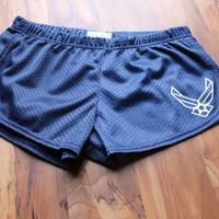 Air Force soffee shorts