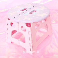 Swimmer Cute Step Stool