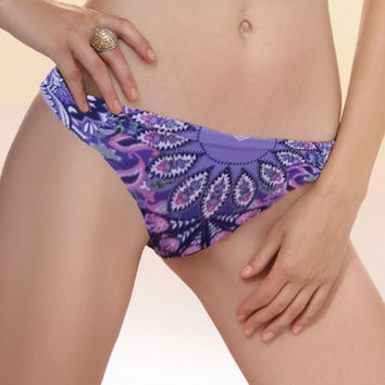Wild Sphinx Bottom - Final Sale - Print Bottom