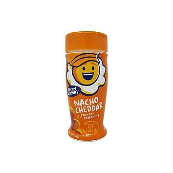 Kernel Seasons Popcorn Seasoning - Nacho Cheddar - Case of 6 - 2.85 oz.