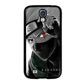 SHARINGAN EYE KAKASHI Samsung Galaxy S4 Case