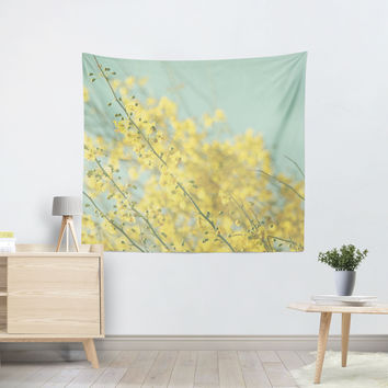 Sunny Blooms 3 Tapestry