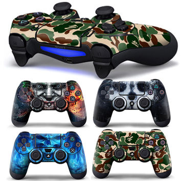 Games Accessories Joker Game Cover Decal Sticker for Sony PS4 Playstation 4 Dual Controller Skin # F2056