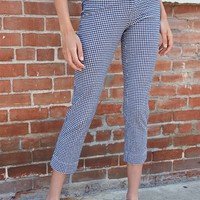 John Galt Gingham Tilden Pants at PacSun.com