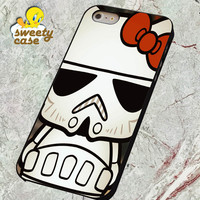 Hello Kitty Stormtrooper For SmartPhone